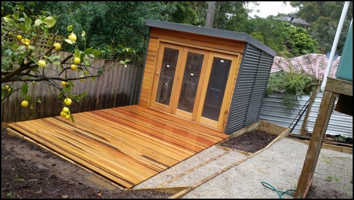Garden Studios Melbourne DIY Backyard Studio Kits